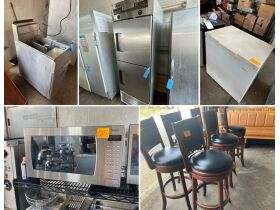 *ENDED*  Restaurant Equipment Liquidation Auction - Pittsburgh, PA featured photo 1