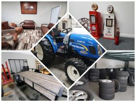 EAW - Moving Sale:  Tractor, Trailers, Tires/Wheels, Parts, Collectibles, Furniture and more! featured photo 1
