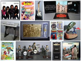 Records, Comics, Action Figures, Music And More featured photo 1
