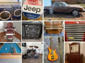 Cheyenne WY Little Bit of Everything online auction 21-1008.ol featured photo 1