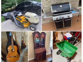 *ENDED* Moving Auction - Wexford, PA featured photo 1