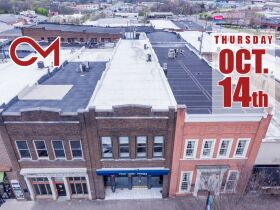 Commercial Building For Sale on Nostalgic Murfreesboro Downtown Square! AUCTION Oct. 14th featured photo 1