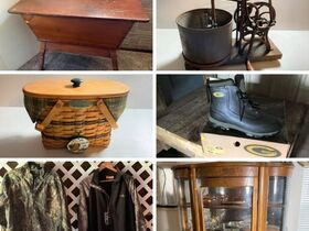 Antiques, Primitives, Boots, Clothing featured photo 1