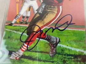 Sports Auction #27- 250+ Signed Goal Line Art Cards & other Signed Cards featured photo 2