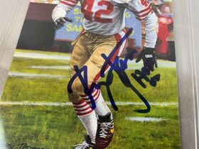 Sports Auction #27- 250+ Signed Goal Line Art Cards & other Signed Cards featured photo 5