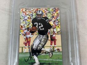 Sports Auction #27- 250+ Signed Goal Line Art Cards & other Signed Cards featured photo 7