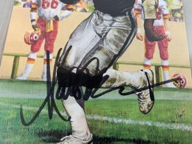 Sports Auction #27- 250+ Signed Goal Line Art Cards & other Signed Cards featured photo 8
