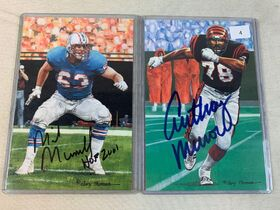 Sports Auction #27- 250+ Signed Goal Line Art Cards & other Signed Cards featured photo 10