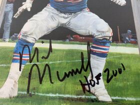Sports Auction #27- 250+ Signed Goal Line Art Cards & other Signed Cards featured photo 11