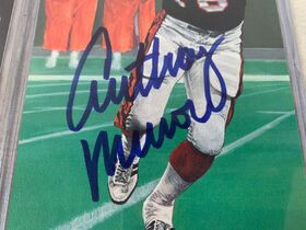 Sports Auction #27- 250+ Signed Goal Line Art Cards & other Signed Cards featured photo 12