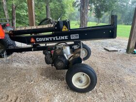 Sims Living Estate Online Auction - Ford 1710 Tractor, Dixie Chopper Mower, hand tools, power tools, Stihl equipment, household items, furniture, TV's, glassware, etc... featured photo 3