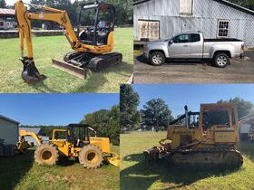 October Equipment and Truck Auction featured photo 1