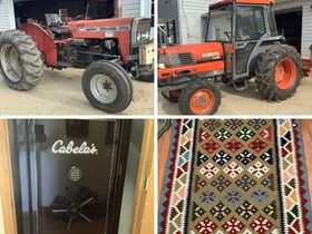 Tractors, Attachments, Furniture, Household featured photo 1