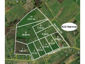 95.92 Acres with House, Spring, Barn - Providence Rd, Limestone, TN featured photo 2