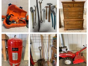 Lawn Equipment, Ammo, Reloading Supplies, Hand Tools & Power Tools, Coins, Furniture, Household Items, & More featured photo 1