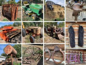 Equipment, Tack & Hay Auction - Salmon 21-1005.ol featured photo 1