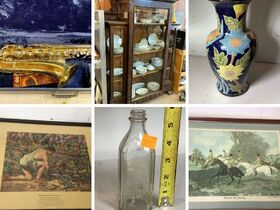 Antiques, Collectibles, Advertising, Glassware featured photo 1