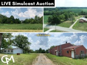 98.5+/- Acre Land Auction - Warrick Co., IN featured photo 1