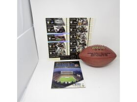 *ENDED* Official Steelers/Heinz Field Memorabilia Auction - Pittsburgh, PA featured photo 4