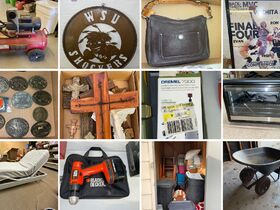 Storage Unit and Garage Cleanout: Furniture, Tools, Housekeeping Items featured photo 1