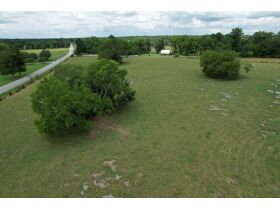Nice 3 BR, 2 BA Brick Home on 64+/- Acres - Offered in 5 Tracts with Barns, Ponds, Pasture and Hardwood Trees! featured photo 6