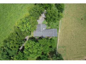 Nice 3 BR, 2 BA Brick Home on 64+/- Acres - Offered in 5 Tracts with Barns, Ponds, Pasture and Hardwood Trees! featured photo 8