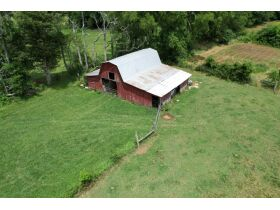 Nice 3 BR, 2 BA Brick Home on 64+/- Acres - Offered in 5 Tracts with Barns, Ponds, Pasture and Hardwood Trees! featured photo 9