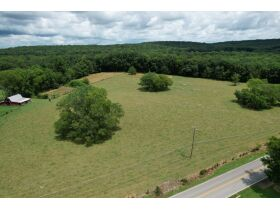 Nice 3 BR, 2 BA Brick Home on 64+/- Acres - Offered in 5 Tracts with Barns, Ponds, Pasture and Hardwood Trees! featured photo 10