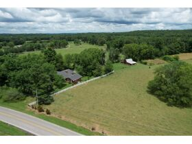 Nice 3 BR, 2 BA Brick Home on 64+/- Acres - Offered in 5 Tracts with Barns, Ponds, Pasture and Hardwood Trees! featured photo 11