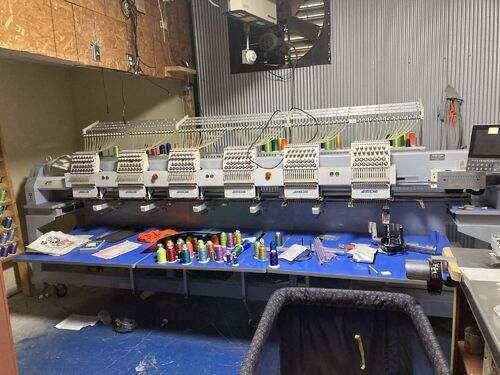 Embroidery and Screen Printing Liquidation featured photo