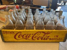 Collectibles, Petroliana, Vintage Signs, Antiques, Toys & More at Absolute Online Auction featured photo 12