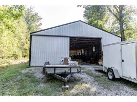 CALVIN PATTERSON ESTATE REAL ESTATE AUCTION HOUSE WITH 40x80 METAL POLE BARN AND 24 ACRES LAGRANGE KY featured photo 2
