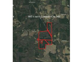 Online Auction    2,500 ± acres in Mississippi and Alabama featured photo 1