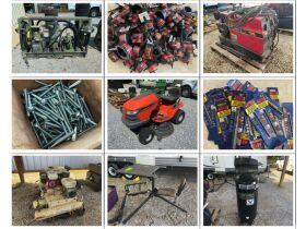 Industrial Tools and Equipment, Automotive Accessories - New and Used Inventory featured photo 1