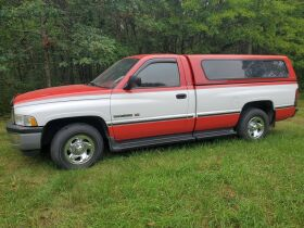 ON-LINE ONLY 1994 Dodge Ram Collector Truck 10-18-21 featured photo 1