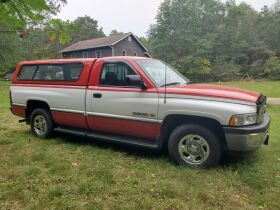 ON-LINE ONLY 1994 Dodge Ram Collector Truck 10-18-21 featured photo 2