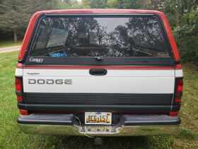ON-LINE ONLY 1994 Dodge Ram Collector Truck 10-18-21 featured photo 4