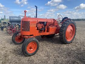 Earl Scott Estate Antique Tractor & Engine Collection featured photo 1