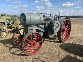 Earl Scott Estate Antique Tractor & Engine Collection featured photo 3