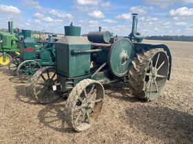 Earl Scott Estate Antique Tractor & Engine Collection featured photo 4