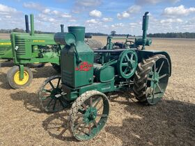 Earl Scott Estate Antique Tractor & Engine Collection featured photo 5