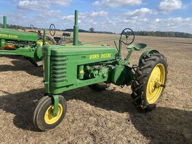 Earl Scott Estate Antique Tractor & Engine Collection featured photo 11