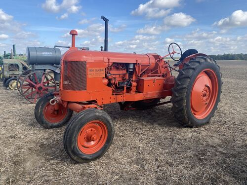 Earl Scott Estate Antique Tractor & Engine Collection featured photo