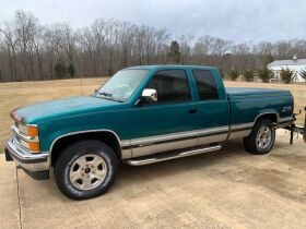 1994 Chevrolet Silverado 1500 Extended Cab Truck featured photo 1
