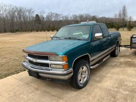 1994 Chevrolet Silverado 1500 Extended Cab Truck featured photo 3