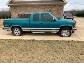 1994 Chevrolet Silverado 1500 Extended Cab Truck featured photo 6