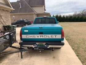 1994 Chevrolet Silverado 1500 Extended Cab Truck featured photo 8