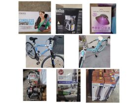 Bicycles, Heaters, Massager, Coffee Maker and Many More New Items featured photo 1