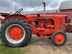 Mike and Gail Clark Case Tractor Auction featured photo 4