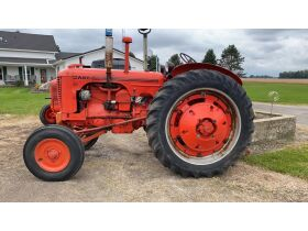 Mike and Gail Clark Case Tractor Auction featured photo 3